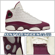 Air Jordan 13 GS Bordeaux 439358-112