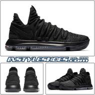 Nike KD 10 Triple Black 897815-004