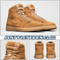 Air Jordan 1 Wheat 555088-710