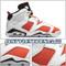 Air Jordan 6 GS Gatorade 384665-145