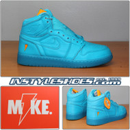 Air Jordan 1 GS Gatorade Blue Lagoon AJ6000-455