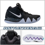 Kyrie 4 Black White 943806-002