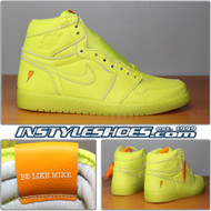Air Jordan 1 Gatorade Cyber Lime Green AJ5997-345