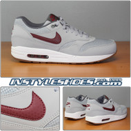 Air Max 1 Team Red Gum 537383-027