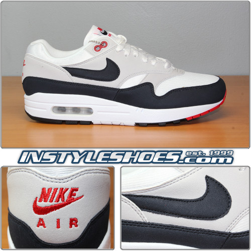Air Max 1 OG White Obsidian 908375-104 30th Anniversary
