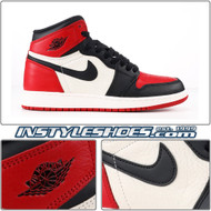 Air Jordan 1 GS Bred Toe 575441-610