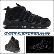 Air More Uptempo Black 414962-004
