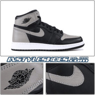 Air Jordan 1 GS Shadow 575441-013