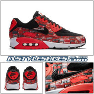 Air Max 90 x Atmos We Love Nike AQ0926-001
