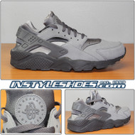 Air Huarache Grey Suede 318429-082