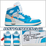 Air Jordan 1 Off White UNC AQ0818-148