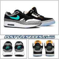Atmos Air Max 1 Jordan 3 Safari Pack 923098-900