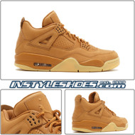 Air Jordan 4 Pinnacle Wheat 819139-205