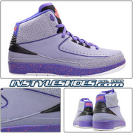 Air Jordan 2 Iron Purple 385475-553
