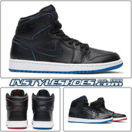 Air Jordan 1 x SB Lance Mountain Black 653532-002