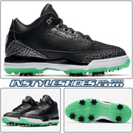 Air Jordan 3 Golf Green Glow AJ3783-001