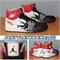 Air Jordan 1 High DW Dave White Wings 464803-001