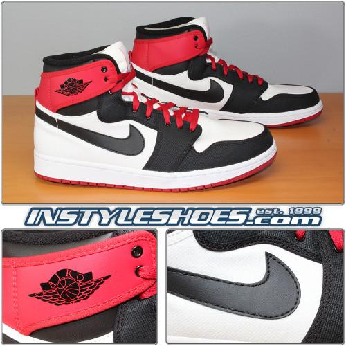 Air Jordan 1 AJKO Black Toe 402297-110