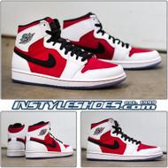 Nike Air Jordan 1 High OG Retro Carmine 555088-123