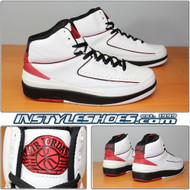 Air Jordan 2 White Black 308308-161