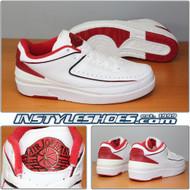 Air Jordan 2 Low Varsity Red 309837-101