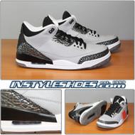 Air Jordan 3 Wolf Grey 136064-004