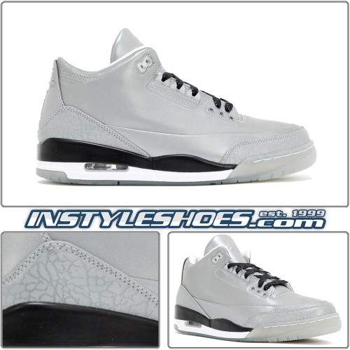 Air Jordan 5Lab3 Reflective Silver 631603-003