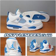 Air Jordan 4 Military Blue 308497-105