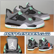 Air Jordan 4 Green Glow 308497-033