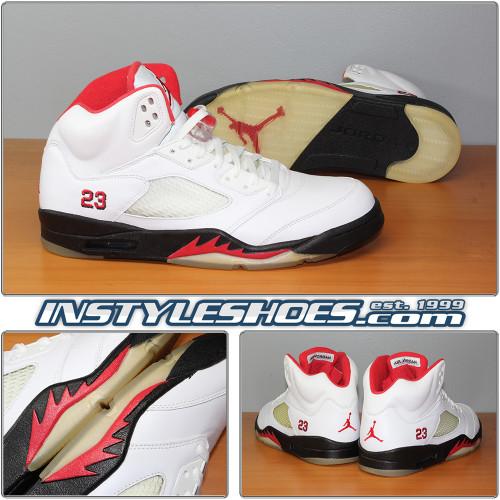 Air Jordan 5 Countdown 136027-163 CDP 2008