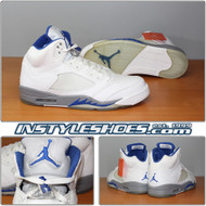 Air Jordan 5 Stealth Sport Royal 136027-142 Retro V