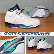 Air Jordan 5 Grape 136027-108