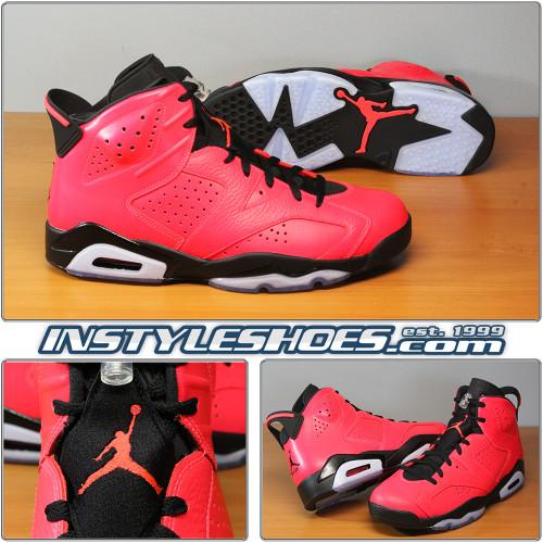Air Jordan 6 Infrared 23 384664-623