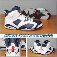 Air Jordan 6 Olympic 384664-130