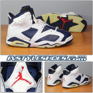 Air Jordan 6 Retro + Olympic 136038-461