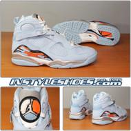 Wmn's Air Jordan 8 Ice Blue 316836-401