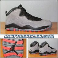 Air Jordan 10 Cool Grey Infrared 310805-023