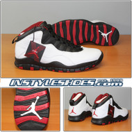 Air Jordan 10 Chicago Bulls