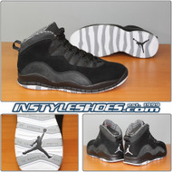 Air Jordan 10 Stealth 310805-003