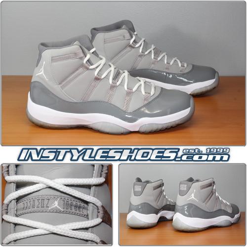 Air Jordan 11 Cool Grey 378037-001