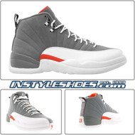 Air Jordan 12 Cool Grey 130690-012