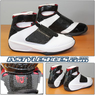 Air Jordan XX White Black 310455-101