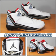 Nike Air Jordan XX2 Wht Blk 315299-161