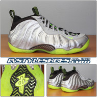 Air Foamposite One Prm Silver Volt 575420-004