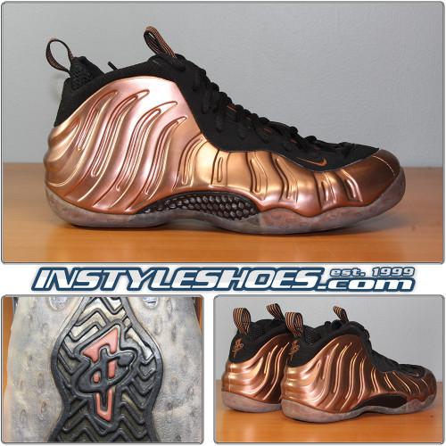 Air Foamposite One Copper 314996-081
