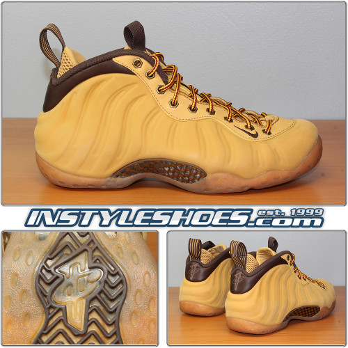Air Foamposite One Wheat 575420-700