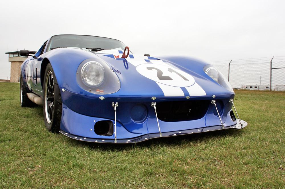 Customer JC Krueger's new Coupe-R aero bumper.