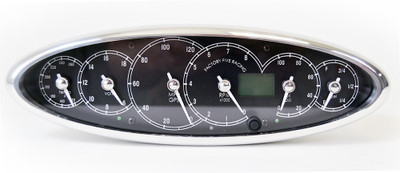 #34121 - Factory Five Hot Rod Gauge Cluster