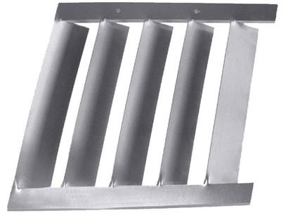 #10814 - Aluminum Louver (Single)