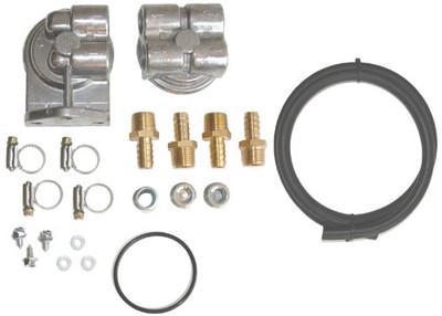 #10992 - Small Block Oil Filter Relocation Kit